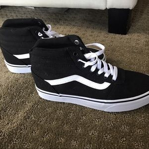 high top old skool vans